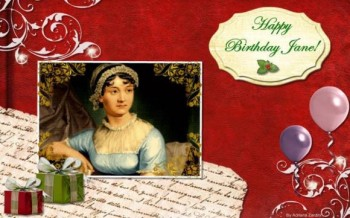 Jane Austen Birthday 2