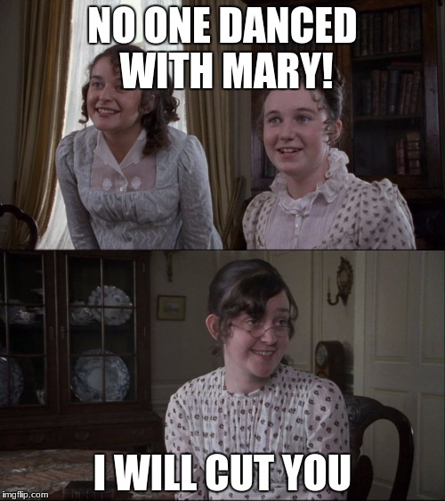 mary bennet bullies