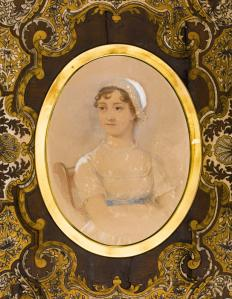 Watercolor portrait by James Andrews, 1869