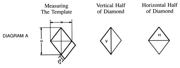 Frederickson and latkin hl horizontal half of a large diamond pronofoot35fo Choice Image